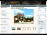 Acheter un bel appartement sur la ville de Denia (03700) Plage Costa Blanca en Espagne