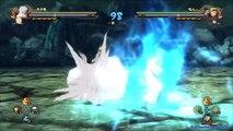 KAKASHI (HOKAGE) vs SASUKE & NARUTO - Naruto Shippuden Ultimate Ninja Storm 4