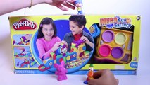 Pocoyo Play Doh Fun Factory Play Doh Mega Fun Factory Machine Play Doh Pocoyo Покојо