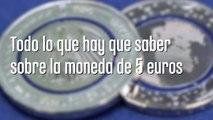 Todo lo que hay que saber sobre la moneda de 5 euros MUTE