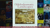 Read  Melodramatic Landscapes Urban Parks in the Nineteenth Century  Full EBook