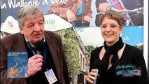 Blandine DRAIN aux  Rencontres Internationales de Cerfs-Volants - Berck-sur-Mer - le 9 Avril 2016