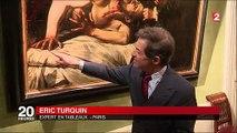 Art : Toulouse, le tableau découvert dans un grenier serait bien un Caravage !