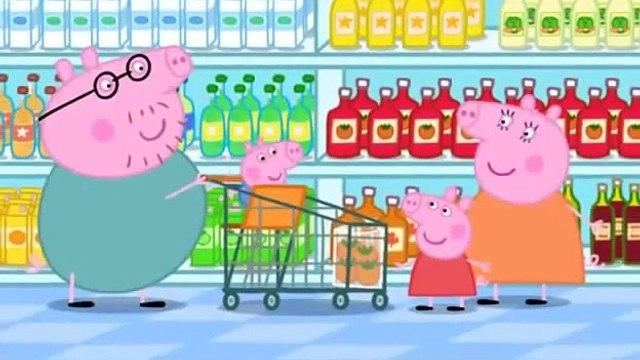 peppa pig cartoon Peppa Pig New English Episode   DADDY PIGS NEW JOB july 2013
