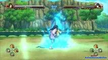 HANABI vs HINATA HYUGA - Naruto Shippuden Ultimate Ninja Storm 4 Gameplay