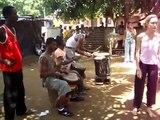Danse africaine à Abidjan