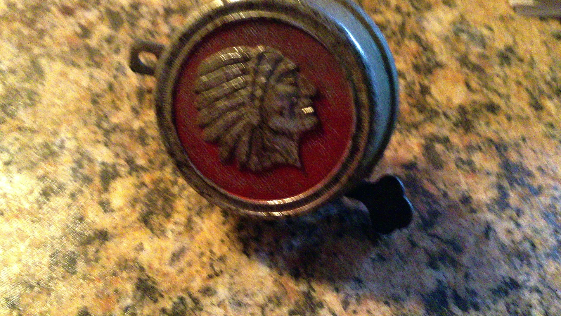 Indian motorcycle bicycle bell