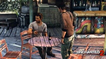 Uncharted - Résumé vidéo de la trilogie de Uncharted 4 : A Thief's End