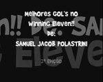 2ª EDIÇÃO: Gol's Winning Eleven (PES) - SAMUEL JACOB