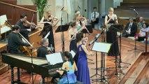 Mary Elizabeth Bowden, Brandenburg Concerto No.2 in F major, BWV 1047, Mvt. III. Allegro assai