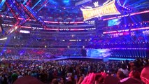 WWE Wrestlemania 32 Stone Cold Steve Austin | HBK | Mick Foley Entrance Live AT&T Stadium