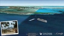 "Norwegian Gem video ""7 nt Bahamas and Florida Cruise "" ex New York"