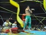 Mitsuharu Misawa vs Toshiaki Kawada 29/07/93