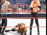 WWE - Raw is War - Goldberg vs Kane/Taker Intervention