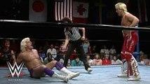 Ric Flair vs. Ricky Morton - NWA World Championship Wrestling, April 12, 1986- WWE Network