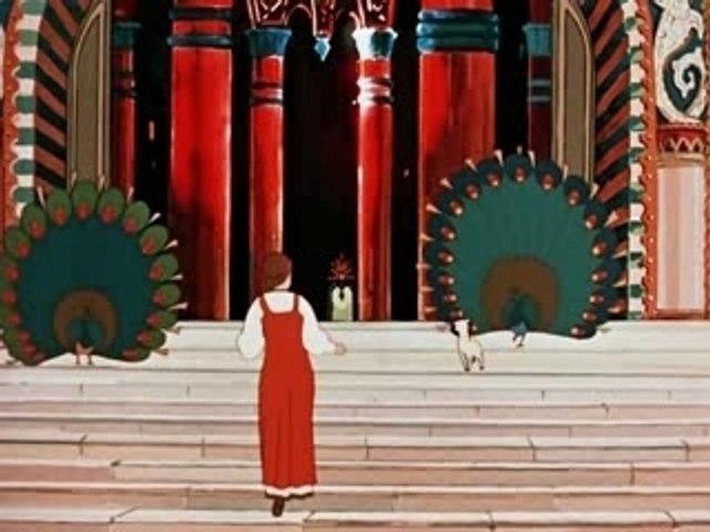 La skarlata floreto (1952) - Parto 3