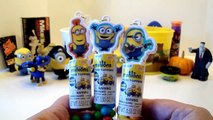 AWESOME MINIONS SURPRISE EGGS Minions Movie Toys Minion Candy Snoopy Pumkin Car Surprise Egg Video