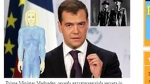 2013 ALIENS AMONG US Russian PM Not Joking Extraterrestrials Live Among US 2013 (HD) RE-LOADED!