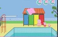 Juego Peppa Pig saltos en la piscina español