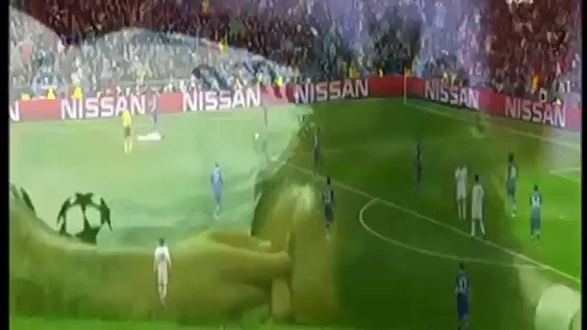 Marcelo falls unconscious - Champions 12-04-16