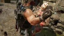 GEARS OF WAR 4 - Goodbye Face Gameplay Teaser (Xbox One) 2016 EN