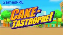 Blaze and the Monster Machines - Cake Tastrophe - Animation Cartoon Movies 2015