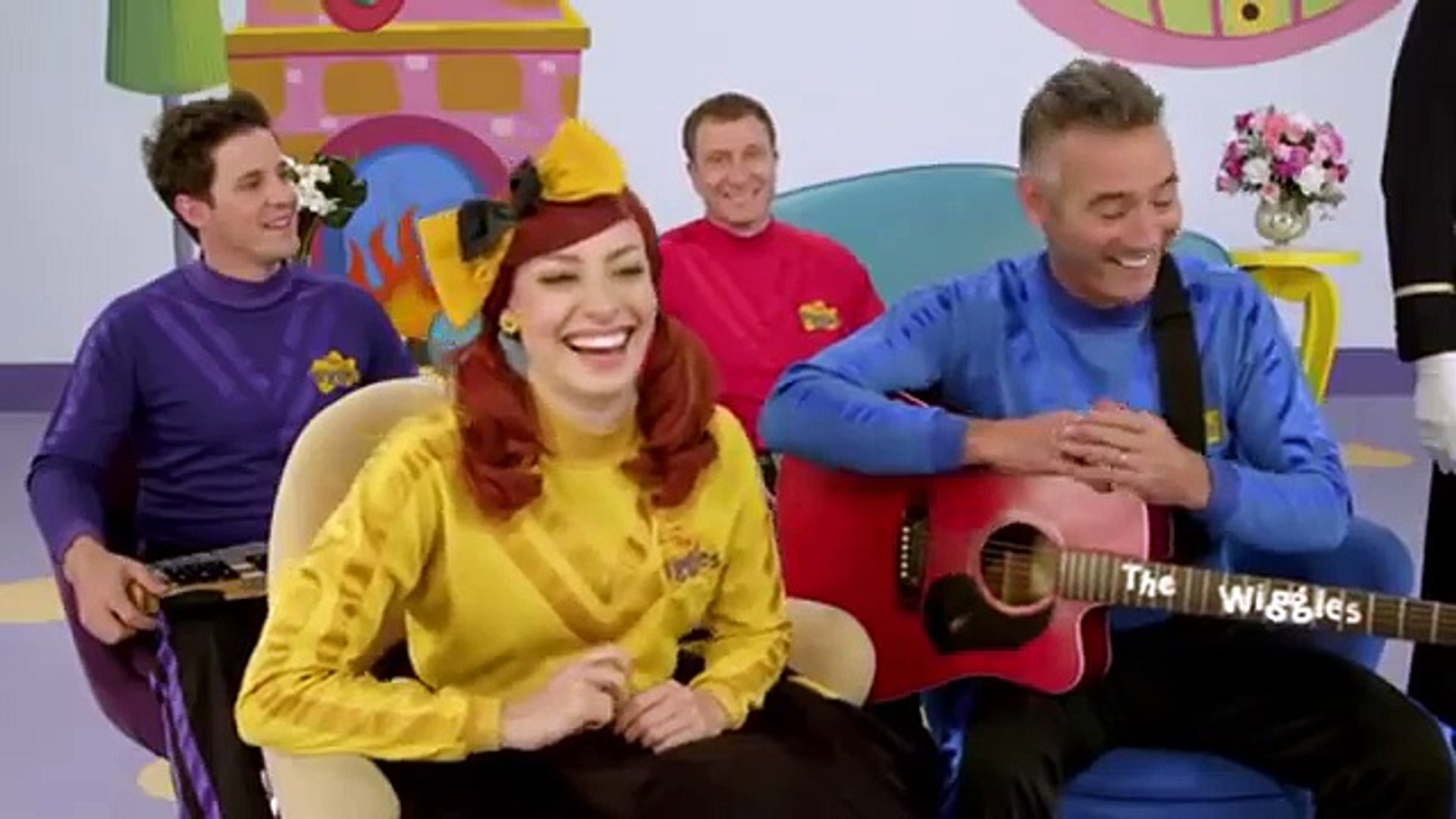 Ready, Steady, Wiggle! TV Series 2 Bloopers