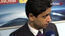 City-PSG (1-0). Nasser Al-Khelaïfi : «Très, très déçus...»