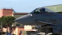SU35 vs F22 RAPTOR vs EUROFIGHTER - video dailymotion