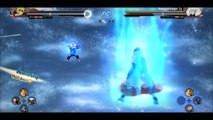 SASUKES NEW ABILITY! Sasuke THE LAST Mangekyou Rinnegan GAMEPLAY! Naruto Ultimate Ninja Storm 4