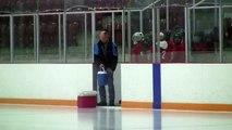 QU Mens Ice Hockey Falls in National Championship Game to North Dakota, 5 1