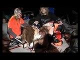 女子プロレス 引退の10カウントゴング中に起こったハプニング