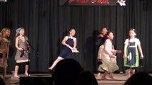 Annie - It's a Hard Knock Life - Totem Falls Talent Show 2015