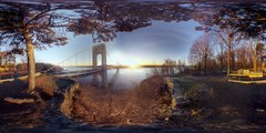 NYC 360 Time-Lapse (360 Video)