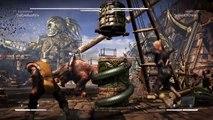 Mortal Kombat X 420 Dank Matches Cassie VS Scorpio