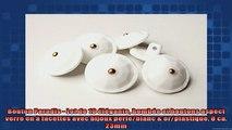 sélection de produits Bouton ParadisLot de 10élégante bombée et boutons aspect verre en à facettes avec