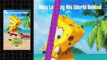 SpongeBob Squarepants 2 - Poster First Look (2014) - Nickelodeon Animated Movie HD