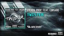 STEVEN PROX - TWISTER (FEAT. CORSARO) #253 EDM electronic dance music records 2016
