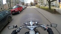 Yamaha DragStar 650 / VStar 650 - The