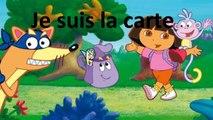 Dora Lexploratrice : Je suis la carte, Sac à dos, Cest gagné, Lets go !