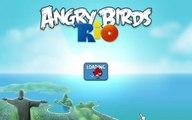 Angry Birds Rio - Mac Game Golden Egg : Golden Pineapple Fruit Walkthrough Level 1-12