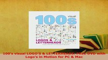 PDF  100s visual LOGOS  LETTERHEADS FREE DVD with Logos in Motion for PC  Mac PDF Full Ebook