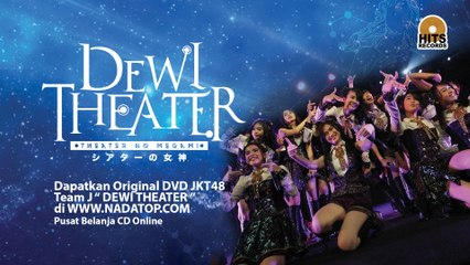 JKT48 - Dewi Theater Official CD Sale