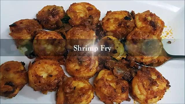 Shrimp/Prawn Fry