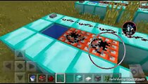 Minecraft tutorial: how to make a TNT canon ✔ (btw NEW SKIN!)
