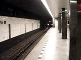Prague Metro * Pražské metro - Line C I. P. Pavlova