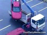 Déplacer sa voiture