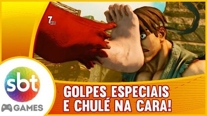 Street Fighter 5 - PC arrumado e CHULÉ na CARA dos Adversários!