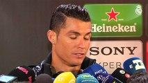 """Cristiano Ronaldo : """"Une soirée magique"""""""