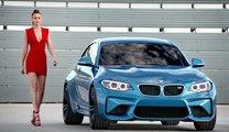 ¿Puedes mantener tus ojos en este BMW M2 Coupé?